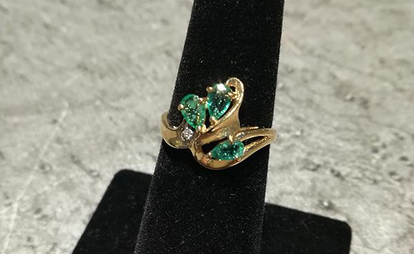 smaragd-edelstein