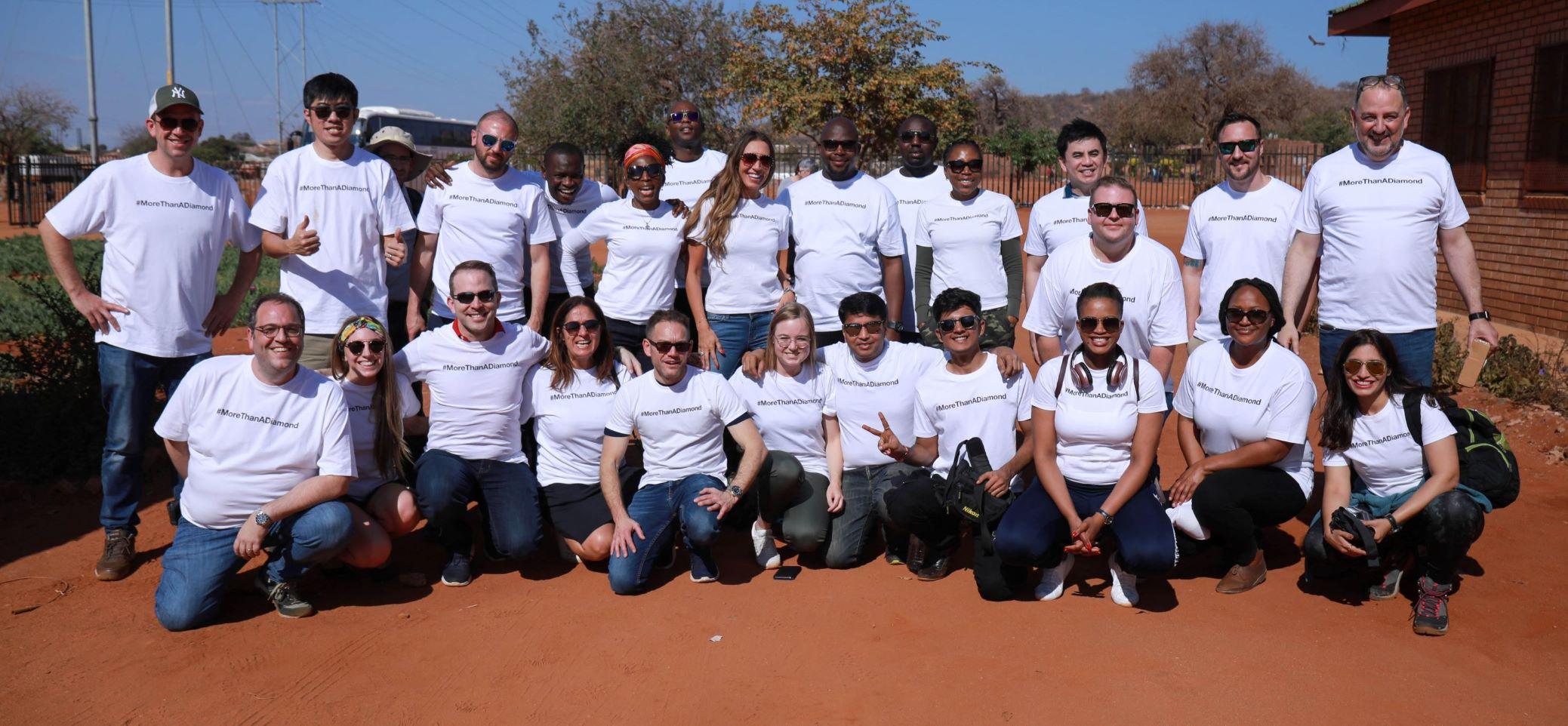 afrika-gruppe-schule-school-debeers-diamant-reise